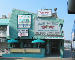 Aztec Bar, Seaside Heights New Jersey